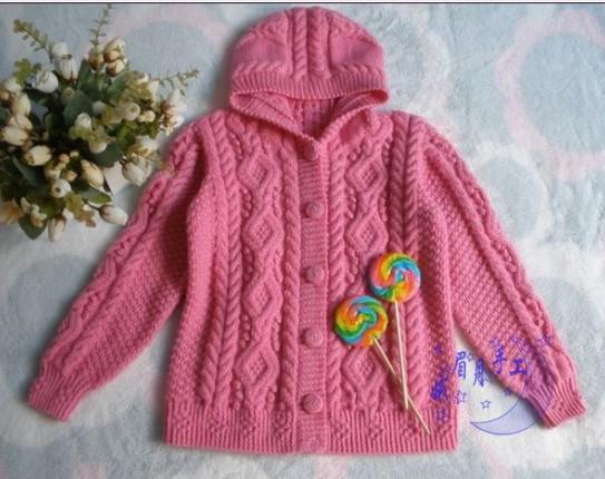 Куртка с рельефными узорами с капюшоном ,если без рукавов-жилет,связанная спицами для девочки/4683827_20120423_092930 (543x430, 75Kb)