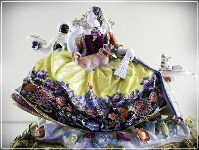 欧洲瓷器鉴赏 - casper - 二手书店正式开张*