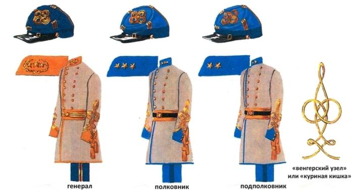 03 южные генералы и штаб