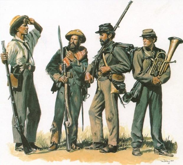 13 Техасская бригада (620x559, 101Kb)