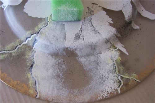 Покрасить столешницу под мрамор своими руками