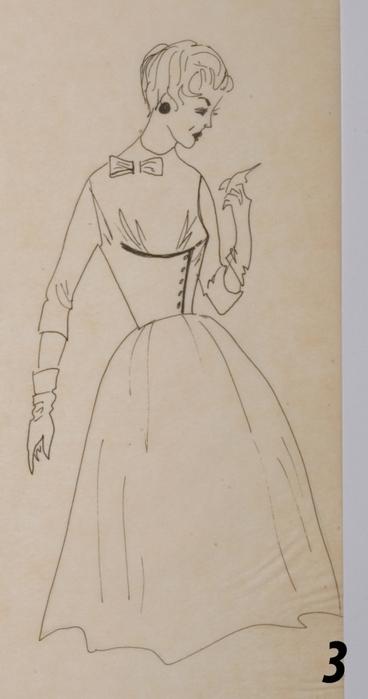【转载】漂亮时尚的连衣裙(1)