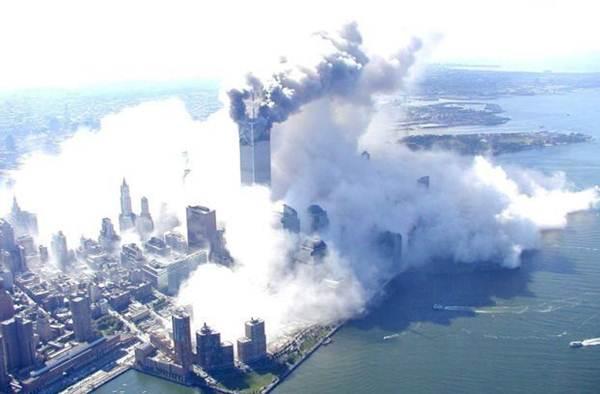 Теракты 11 сентября 2001 года в Нью-Йорке