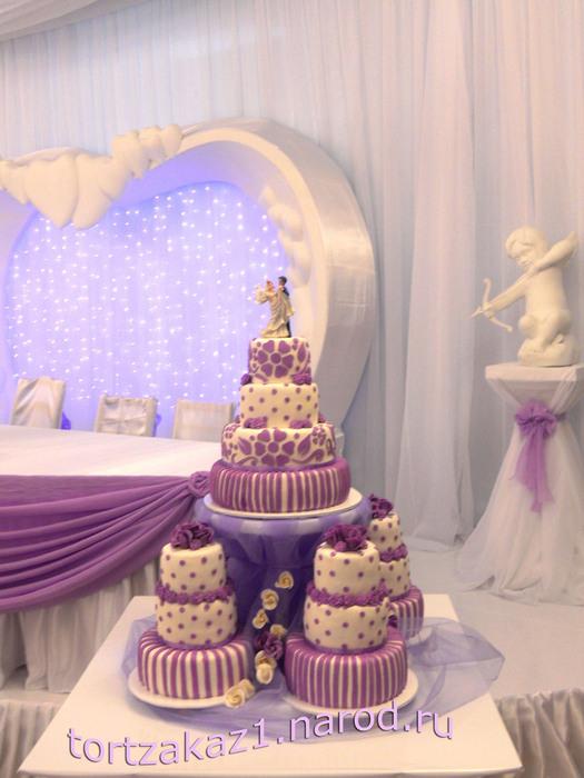 Свадебные торты и караваи одесса