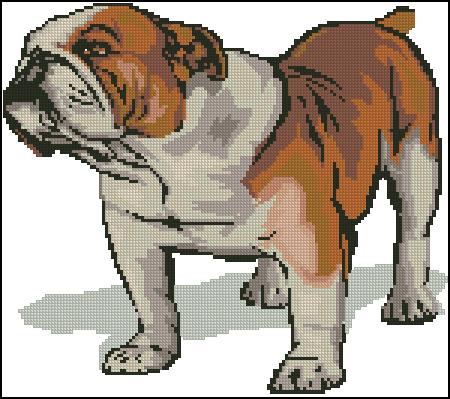 Собаки. 5 схем.