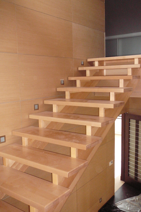 Расчет деревянной лестницы на второй этаж своими