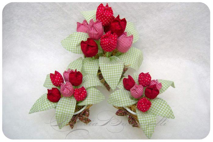 Цветы сшитые из ткани своими руками мастер классы
