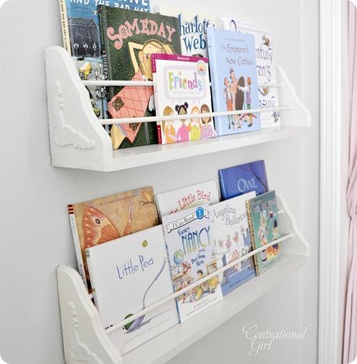 Полки для журналов своими рукам
