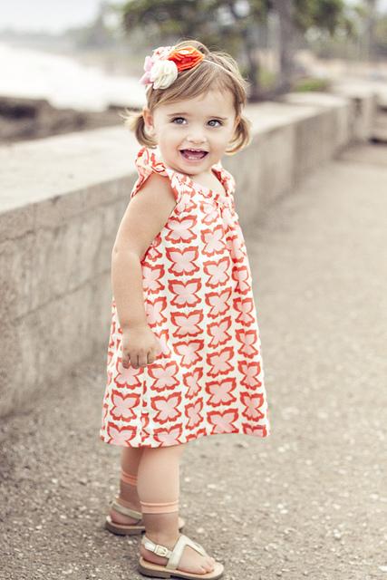 Сшить платье для девочки 5 лет своими руками фото фото 991