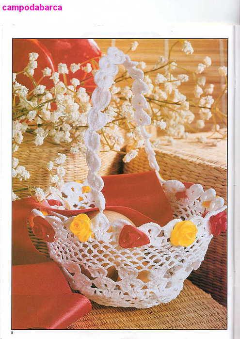 Схемы по вязанию крючком.  Фото моделей вязания крючком со схемами и описаниями.