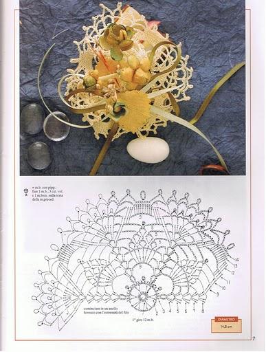 多种模式的钩花 - maomao - 我随心动