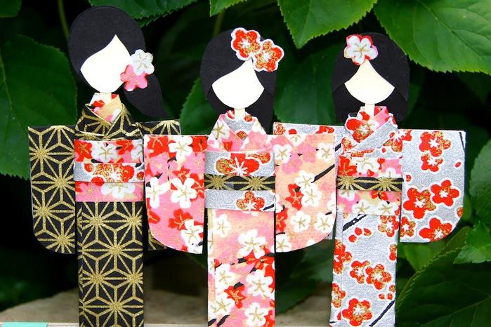 Японские поделки своими руками