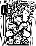 Превью 11662883-mayan-warrior-designed-after-mesoamerican-pottery-and-temple-images (315x400, 51Kb)
