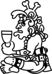 Превью stock-illustration-5733525-aztec-style-person-glyph (268x380, 44Kb)