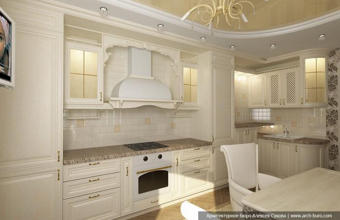 Итальянские кухни дизайн