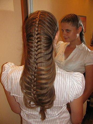 картинки красивых причёсок с инструкцией