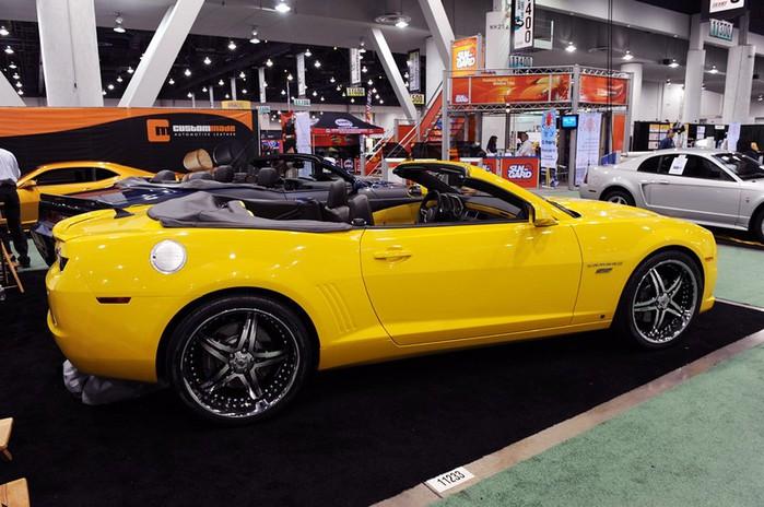 Chevrolet Camaro - машина легенда 80 (700x464, 102Kb)