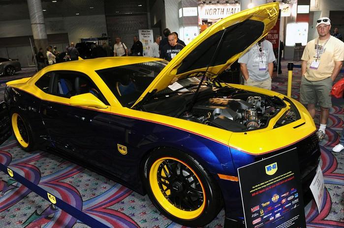 Chevrolet Camaro - машина легенда 104 (700x464, 120Kb)
