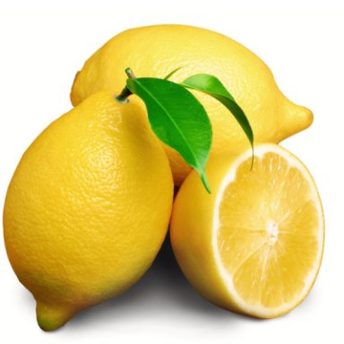 Lemon natural materials Nail Care Tips with Natural Materials.