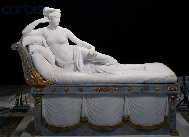 Паолина Боргезе, как Венера   1805 (640x463, 73Kb)