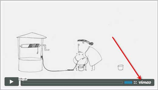 Как вставить, встроить в пост или на сайт видео Vimeo.com/2447247_vimeocode2 (520x298, 9Kb)