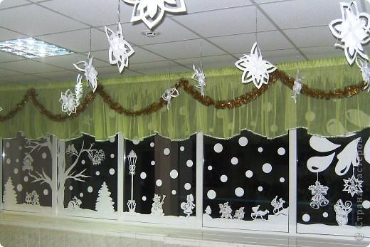 Как украсить школьный кабинет своими руками фото 98