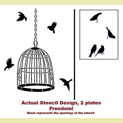 Bird-Cage-stencil-Birds (490x490, 31Kb)