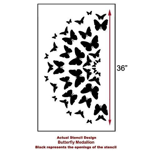 Butterfly-Medallion-stencil-