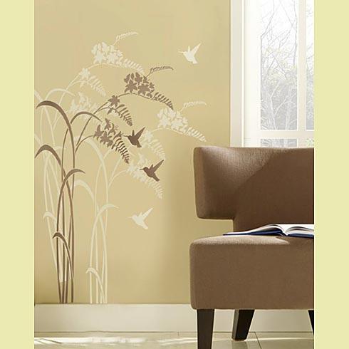Hummingbirds-stencils (490x490, 24Kb)