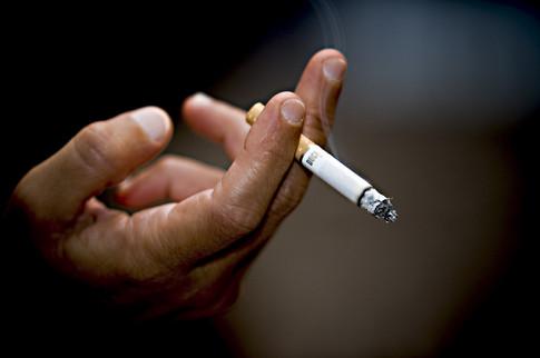 Курение негативно влияет не только на легкие, но и на слизистую носа