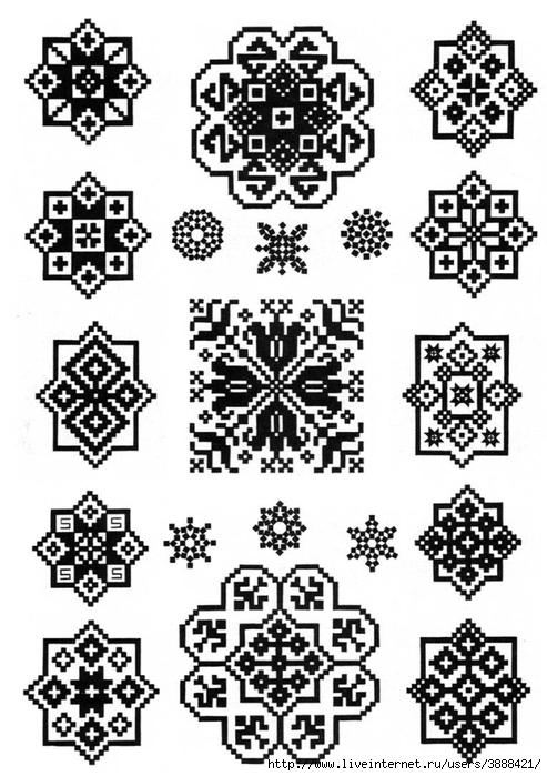 Размеры: 133 x 189 крестов. предпросмотр. схема.  Автор схемы.  0. оригинал.  Картинки. gemini6.