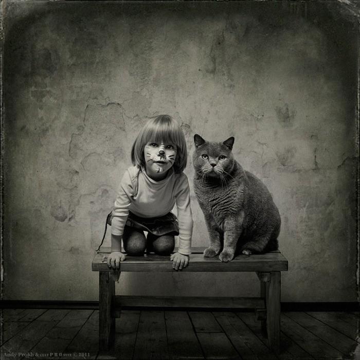 дети и животные фото (700x700, 117Kb)