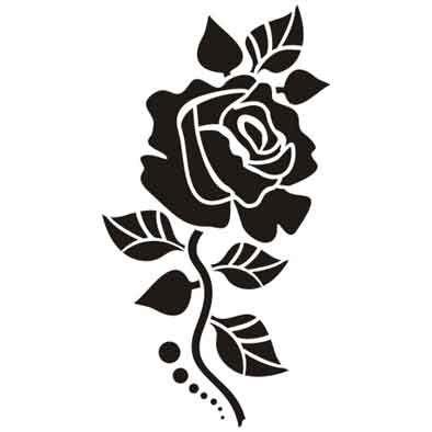 stencil_flower1 (394x394, 20Kb)