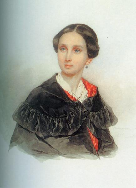 Ольга Павловна Ферзен (1808-1837) ур. Строганова (435x600, 68Kb)