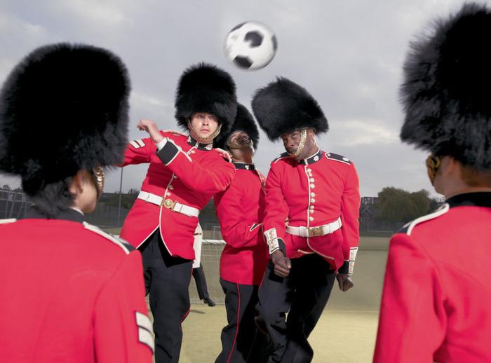 королевские гвардейцы фото 2 (700x518, 92Kb)