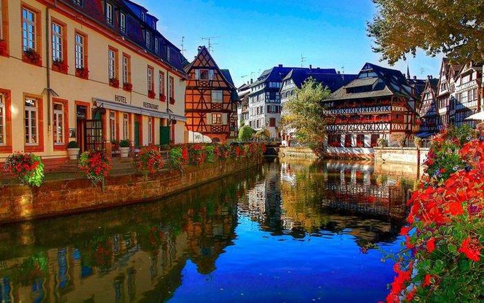 Страсбург, Франция (700x437, 99Kb)