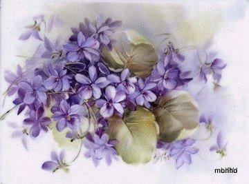 Ramo de violetas (360x267, 32Kb)