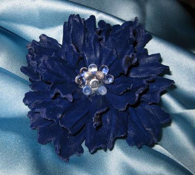 Цветок из кожи. цветы из кожи - Самое интересное в блогах.