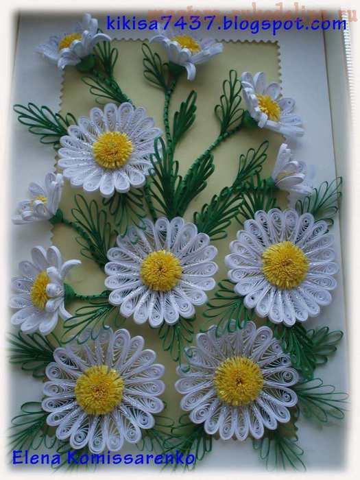 Цветы пошаговое бисероплетение мастер класс