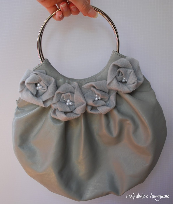 flower handbag craft (593x700, 76Kb)