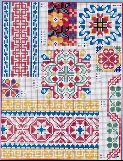 punto croce 375 motifs (15) (392x512, 157Kb)