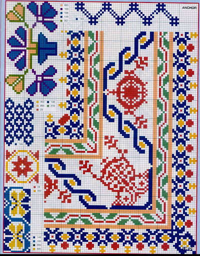 punto croce 375 motifs (30) (400x512, 165Kb)