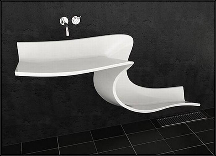Креативные раковины для туалета и ванной 4 (700x505, 57Kb)