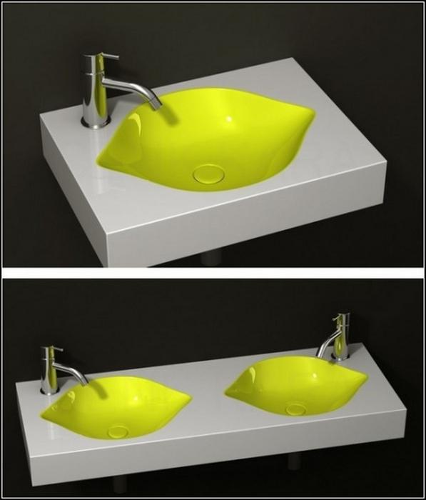 Креативные раковины для туалета и ванной 8 (597x700, 198Kb)