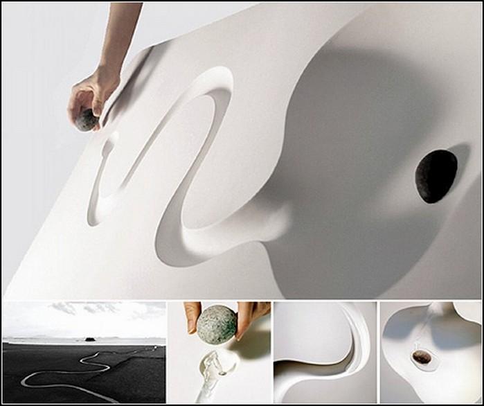 Креативные раковины для туалета и ванной 16 (700x586, 63Kb)