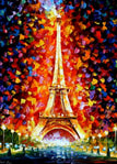 ������ PARIS -EIFEL TOWER LIGHTED1 (502x700, 216Kb)