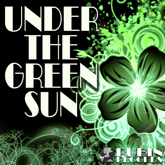 RUBrec01. Sergey Oblomov - Under the green sun (Original Mix) (700x700, 442Kb)