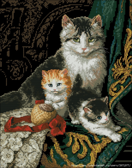 3971977_Dimensions_03818_Captivating_felines (549x700, 429Kb)