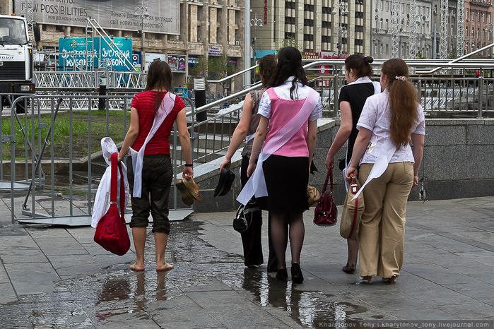 Киев последний звонок выпуск 2012 года