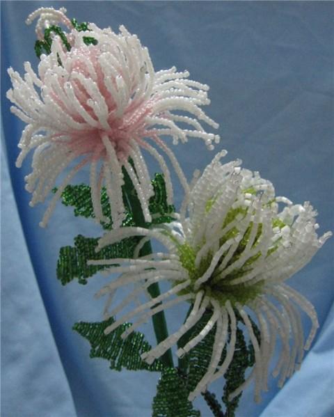 Бисероплетение схемы цветов